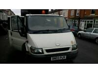 Ford double cab tipper