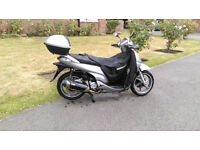 Honda SH300i ABS bikers scooter with many extras/upgrades px swap car bike