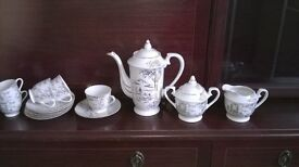 Chinese Coffee/Tea Set