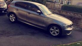 BMW 1 SERIES 118D diesel 2.0l £4390 ono