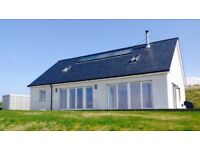 Three bedroom Bungalow house to rent in Rogart Sutherland
