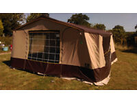 Conway Havana DL Trailer Tent sleeps 6/8