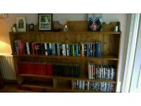 Handmade bookshelf