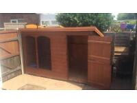 6x4 kennel for sale