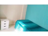 One Spacious Single Bedroom in UB7 (near Heathrow & Hillingdon Hospital) £320 pm (Bills Included)