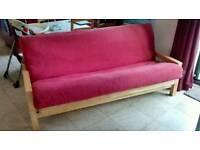 Futon Company Sofa Bed/Futon