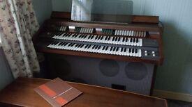 Electronic Organ - Eminent Classique 650