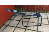 Bowman Super clay pigeon Trap No 2 with Sled Stand