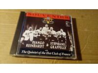 Django Reinhardt & Stéphane Grappelli – Souvenirs CD