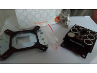 PC Watercooling Components (Intel/AMD waterblock, compression fittings, reservoir)