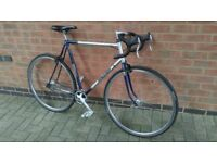Raleigh Single Speed Bike - Sram Apex Brakes - New Alloy Wheels 700 / 32c Tyres