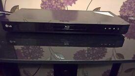lg blue ray player model bd 550 (free)