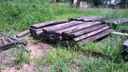 Railway Sleepers Used Helidon Lockyer Valley Preview