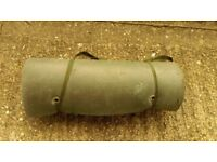 Army surplus camping roll mat