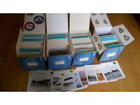 War Planes Collectors Club x 4 boxes