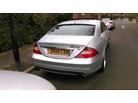 mercedes cls 350 amg 55 clone factory fitted muat see low miles may swap xenons full service