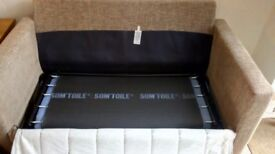 Fold out sofa bed £80 ono