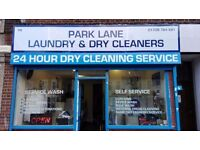 LAUNDERETTE & DRY CLEANERS FOR SALE