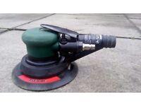 Parkside air sander 150mm