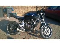2015 Yamaha MT-07 - Only 1,800 Miles