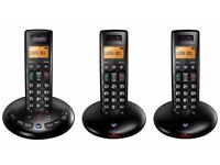 : BT 3710 TRIO DIGITAL CORDLESS TELEPHONE SET :
