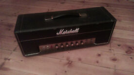 Marshall JTM45 Amp with KT66's & Vintage Mullards