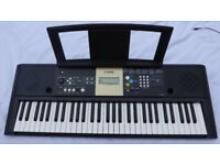 Yamaha YPT-220 Digital Keyboard in Very Good Used Condition