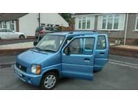 Suzuki wagon R + GL
