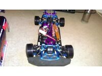 Must see highly upgraded rc drift car