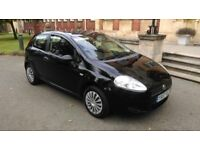 2008/57 Fiat Punto 1.2 Active - MOT till 27th December - 88k Mileage - 1 months Tax Etc