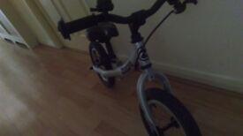 Balance bike zoom