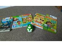 Leapfrog Scout Reader And Books
