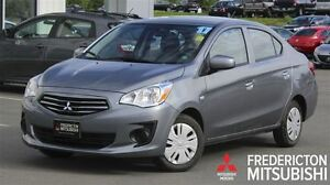 2017 Mitsubishi Mirage G4 ES! AUTO! AIR! WARRANTY TO 2027!