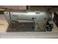 Durkopp Industrial Walking Foot Sewing Machine