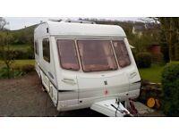 2003 Abbey 5 berth caravan