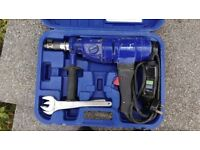 Marcrist Core Drill (240V) and Rig, Wet & Dry kits, Cores, extensions and tools