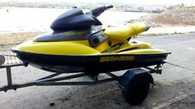 Seadoo XP Ltd 951 Jetski FOR SALE