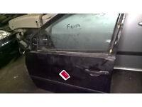 ford fiesta doors mk 4 mk 5 all colours