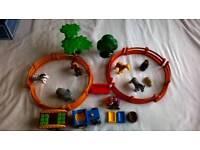 Playmobil 123 large zoo