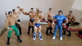 Toy wrestler's