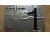 Royal Mail Special Delivery by 1 pm Envelopes with Stamp @ £5 each (actual price is £7.25)