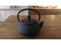 Cast Iron Teapot for Loose Leaf Tea