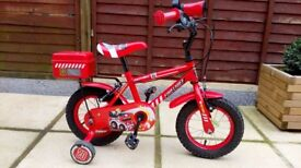 "Apollo Firechief 12"" Kids Bike"