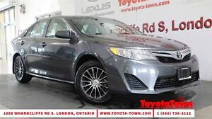 2014 Toyota Camry SINGLE OWNER LE