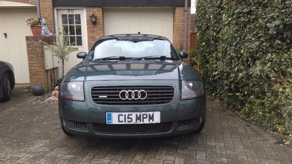 Audi TT 225bhp 2001