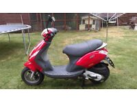 Piaggio Zip 50cc Four Stroke Scooter