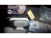 iTech VR headset and controller unwanted gift