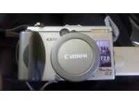 Canon PowerShot A420 Digital Camera+ Printer