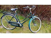 Ladies dutch bike