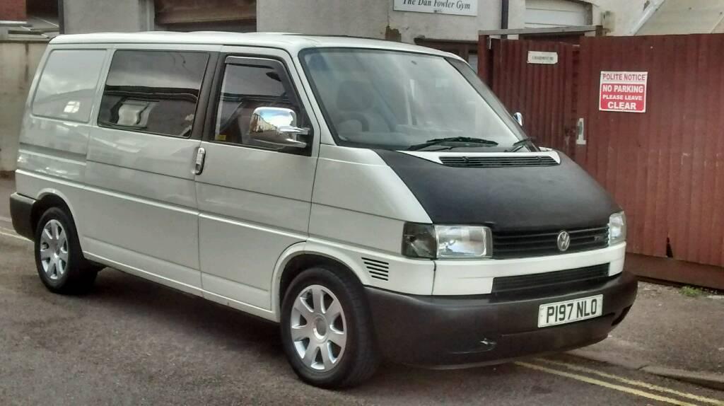 VW Transporter 1.9td 800 special